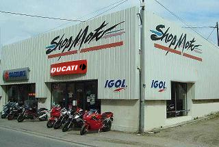 Pr sentation shop moto shopmoto for Shop moto salon de provence